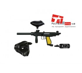 Комплект на базе Tippmann FT-12 Rental + маска VForce Armor Thermal