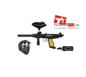 Комплект на базе Tippmann FT-12 Rental + маска Empire Helix Thermal