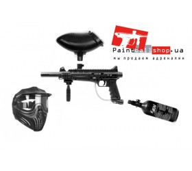 Комплект на базе Tippmann Tango One + маска Empire Helix Thermal