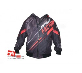 Куртка Anthrax Factory Black/Red