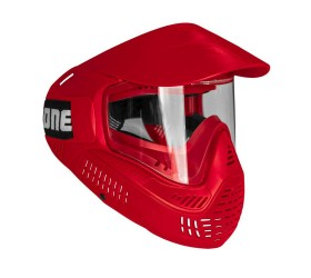 Маска Field One Goggle Single Lens red