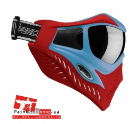 Маска VForse Grill Thermal Red/Blue