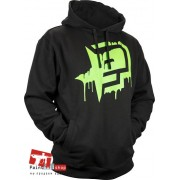 Куртка Eclipse Mens Rec Hoody Black/Green
