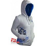 Куртка Eclipse Girls Shapes Zip Hoody Grey