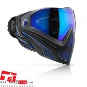 Маска Dye i5 STORM Black\Blue