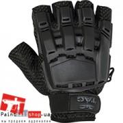 Перчатки Valken V-TAC HalfFinger Plastic Black
