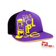 Кепка Eclipse Txt Cap Black/Purple