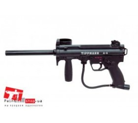 Маркер Tippmann 2010 A-5 E-GRIP Black