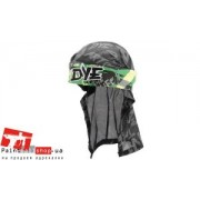 Бандана Dye Head Wrap Lime Tiger