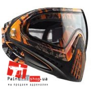 Маска Dye Pro i4 Orange Tiger Thermal