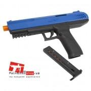 Пистолет JTSplat Master z100 Blue .50cal